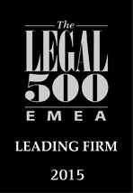 The Legal 500 - 2015